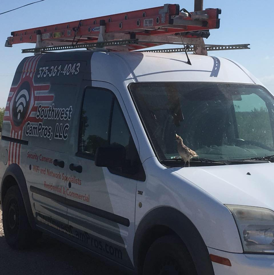 Work Truck, Rio Low Voltage, Albuquerque, NM Gallery Image